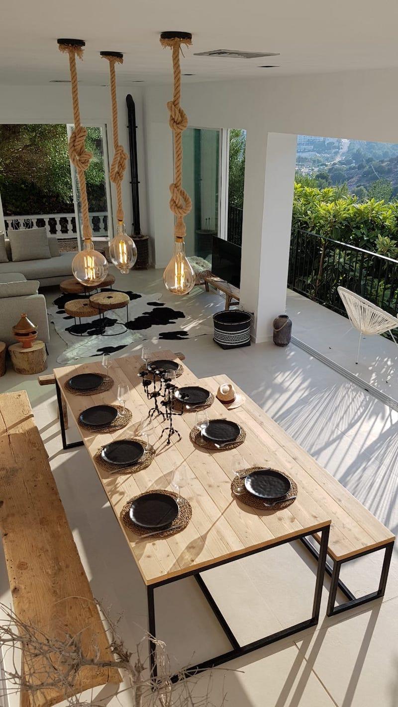 interiorismo mesa